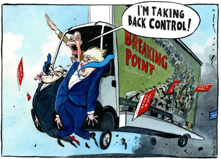 Breaking Point for BoJo and Britain